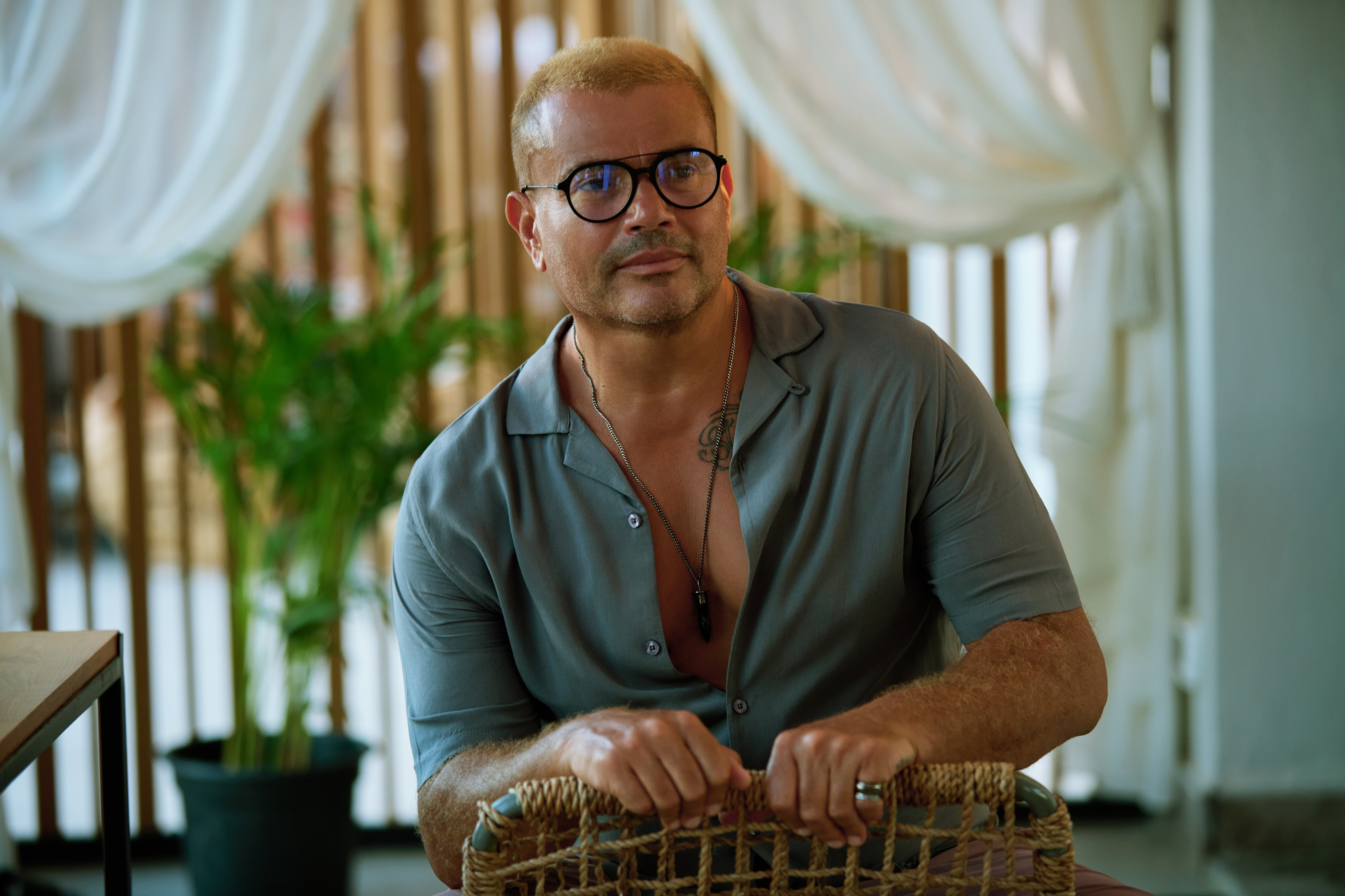 Amr Diab Launches 34 Exclusively on Amazon Egypt 2