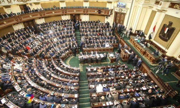 General assembly at parliament – Karim Abdel Aziz & Hazem Abdel Samad