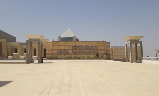 National Museum of Egyptian Civilization – Photo by Fatma Khaled)