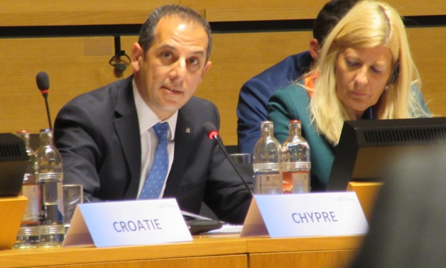 Cypriot Minister of Transport, Communications and Works - Flicker