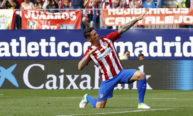 Fernando Torres - Press image courtesy Torres's official Twitter account