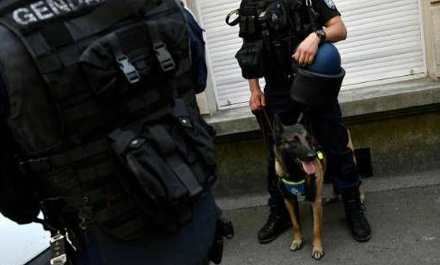 Frenchman arrested with Belgians charged over terror - AFP