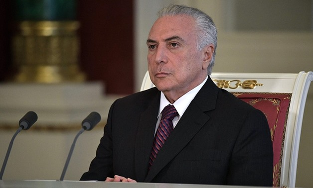 President Michel Temer - Wikimedia Commons