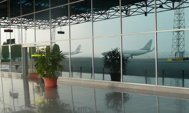Cairo Airport – File photo/via Wikimedia Commons