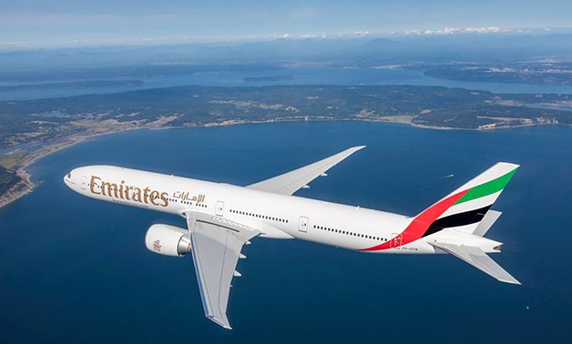 Emirates Airlines - via official Facebook page