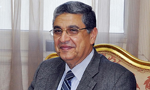 Minister of Electricity and Renewable energy Mohamed Shaker - Archive Photo.