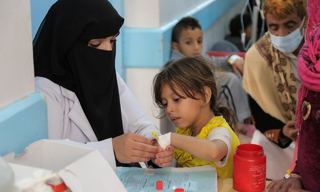 Sab'een Hospital in Sana'a, Yemen - Photo credit UNICEF - Alzekri