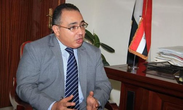 Ambassador Wael Nasr-Addin, the deputy Director of Human Rights Sector of the Foreign Ministry- File Photo