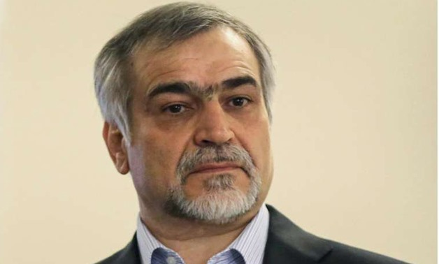 Hossein Fereydoun, Iranian President Hassan Rouhani's younger brother and advisor -  AFP