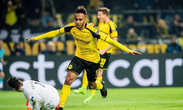 Aubameyang – Player's Facebook Page