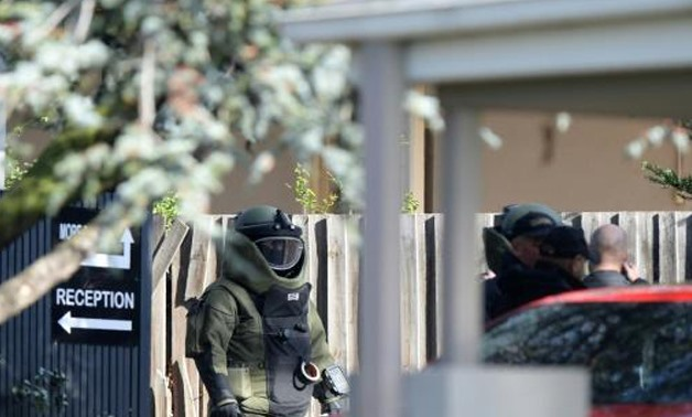 Australia military powers beefed up for terror attacks. AFP photo