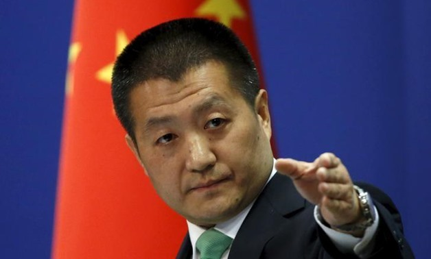 Chinese Foreign Ministry spokesperson Lu Kang - Reuters