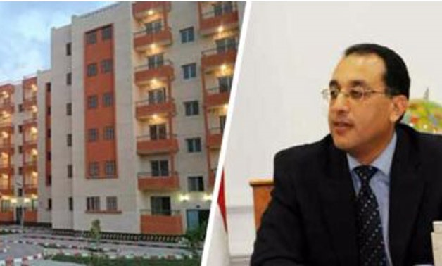 Mostafa Madbouly, minister of housing and urban communities - File photo