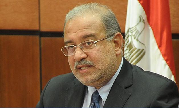 Egypt's Prime Minister Sherif Ismail – File Photo