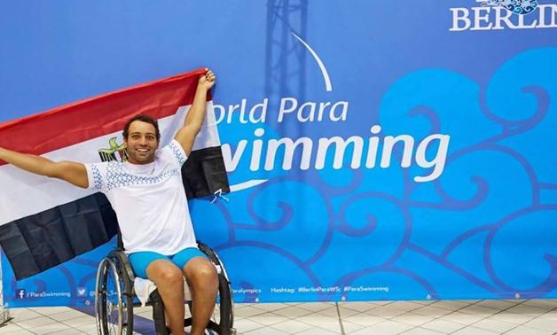 Abu Ali won Silver Medal in Berlin – Egypt Today