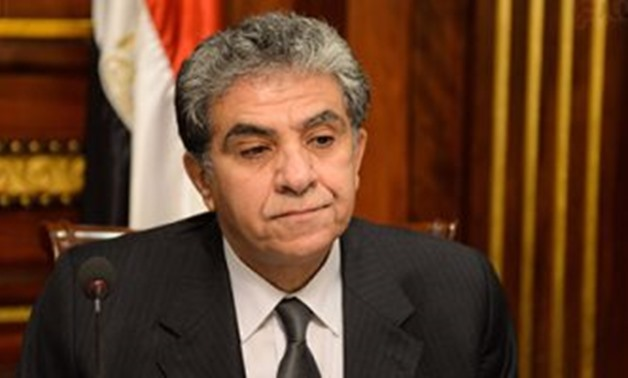 Minister of Environment Khaled Fahmy - File Photo