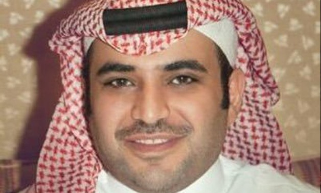 An advisor in the Saudi Royal Diwan Saud Al-Qahtani - Photo by his official Twitter account