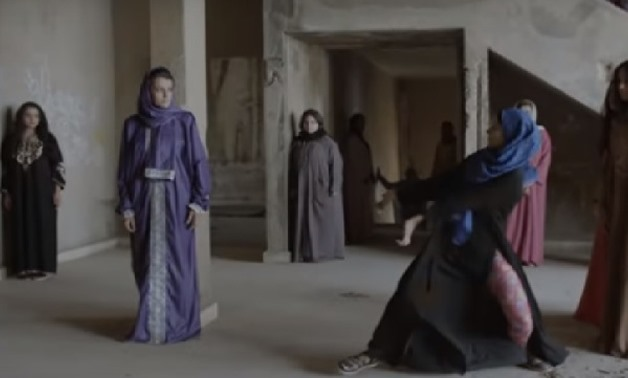 Still from official video (courtesy of Mashrou' Leila official YouTube channel)