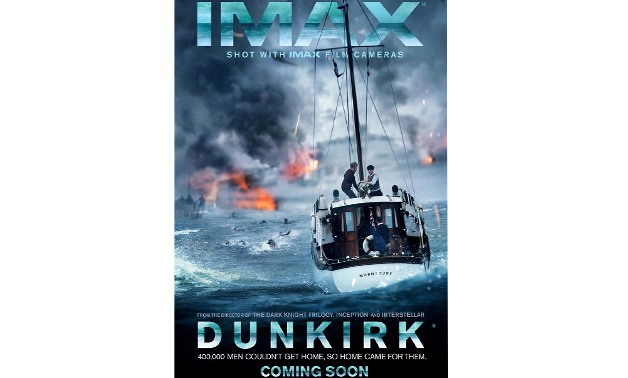 Dunkirk poster - facebook page