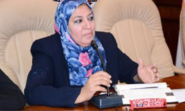Chairman of Population and Family Planning Sector at the Ministry of Health and Population Dr. Suad Adbul Majid- File Photo