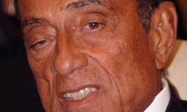 Egyptian Businessman Hussein Salem – File Photo