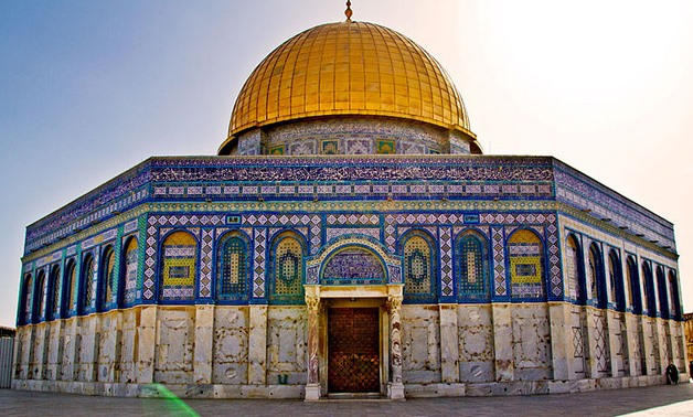 Dome of the rock mosque. Source: Creative Commons via Wikimedia