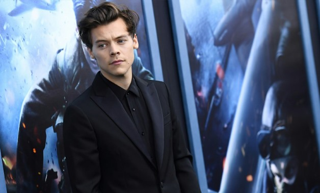 "Singer Harry Styles is one of the stars of ""Dunkirk,"" which opened in the top spot in the North American box office this weekend"