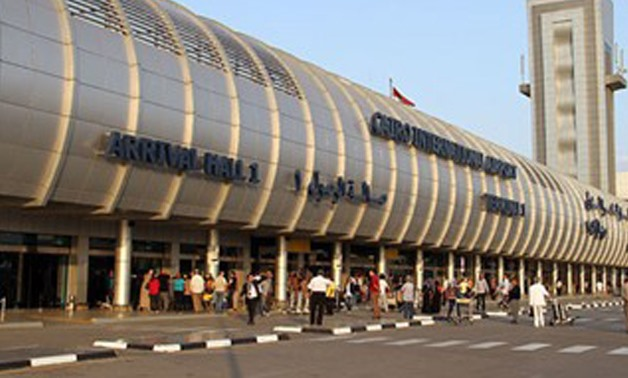 Cairo International Airport - File photo