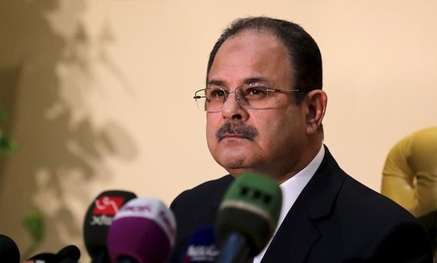 Interior Minister Magdy Abdel Ghaffar - File photo