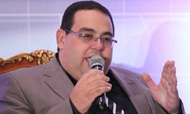 FILE - CEO of the General Authority of Free Zones (GAFI)  Mohsen Adel