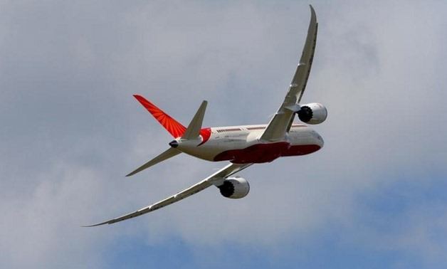 File- An Air India Airlines Boeing 787 dreamliner takes part in a flying display during the 50th Paris Air Show at the Le Bourget airport near Pari - Reuters