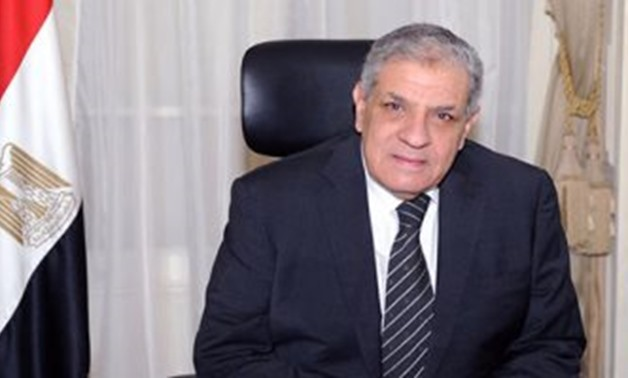 Presidential Adviser for National and Strategic Projects Ibrahim Mahlab - File Photo