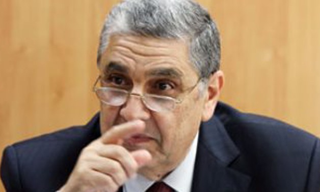 Mohamed Shaker, Ministry of Electricity and Renewable Energy – File Photo