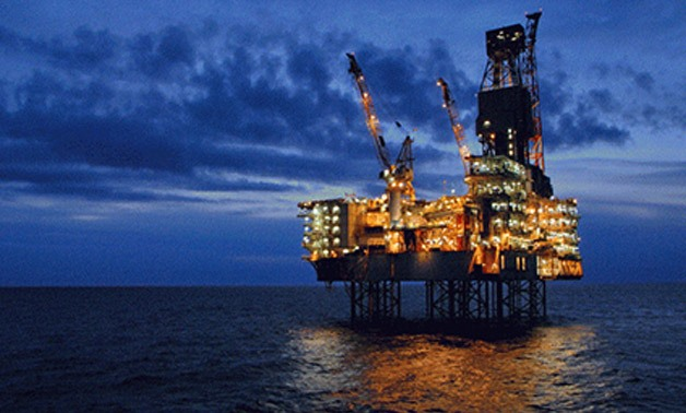 Zohr development field- Photo courtesy of Eni website