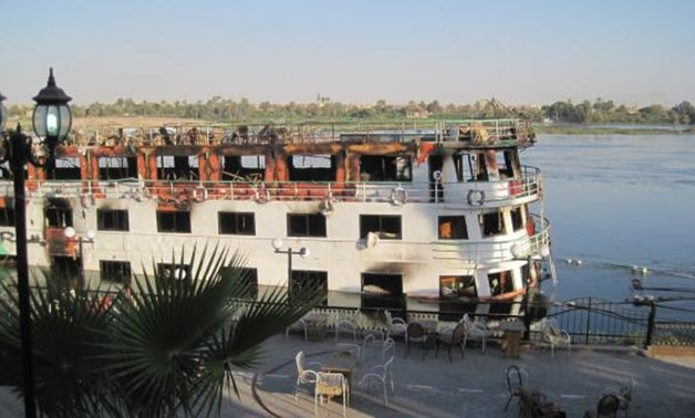3 killed as pickup slips off ferry into Nile in Beni Suef