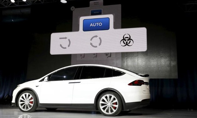 Tesla Lowers Price Of Model X Saying Margins Improved Egypttoday