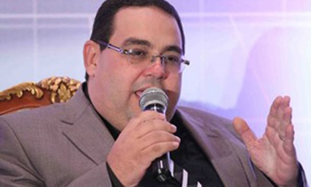 FILE: CEO of the General Authority for Investment and Free Zones,  Mohsen Adel Helmey.