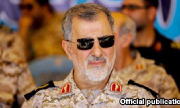 Iranian General Mohammad Pakpour (file photo)
