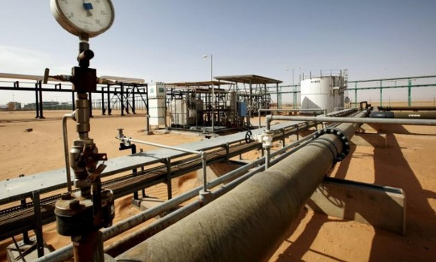 A general view of the El Sharara oilfield, Libya December 3, 2014.