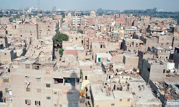 Housing in Cairo - Courtesy of Creative Commons