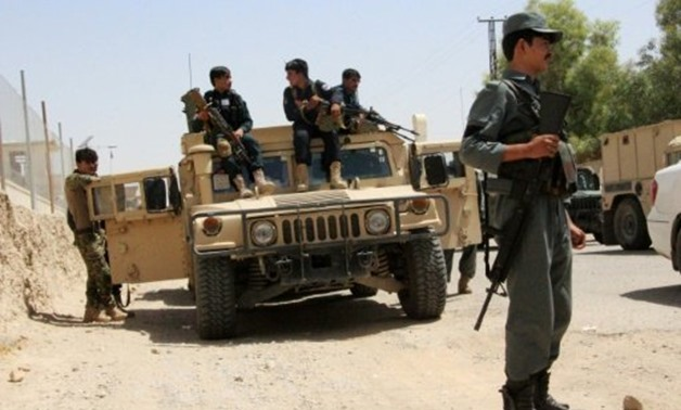 IS has given a sectarian twist to the Afghan conflict, with a number of deadly attacks on Shiites in the past year - AFP