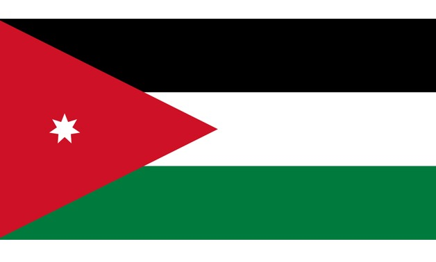 Flag of Jordan - Creative Commons