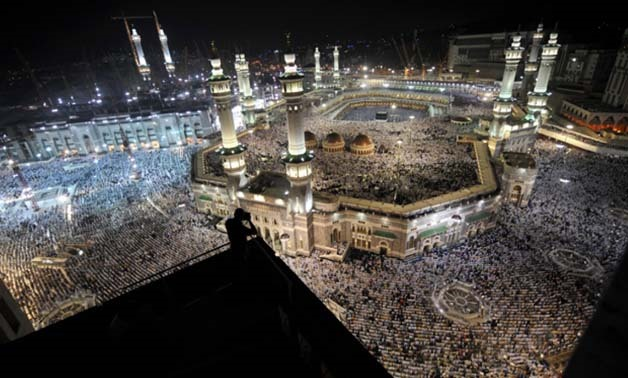 Hajj in Saudi Arabia (Source: Reuters)