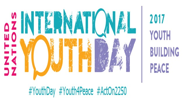 UN Intl Youth Day 2017- Wikimedia Commons