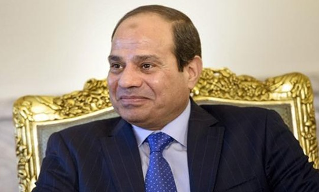 Egypt's President Abdel Fatah al-Sisi – File photo