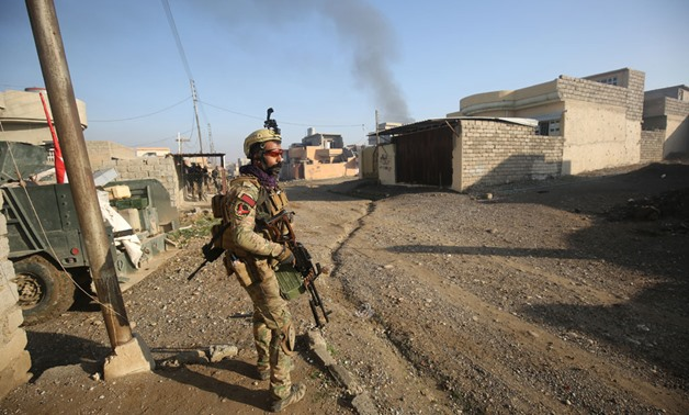 Two US service members killed, five injured in northern Iraq