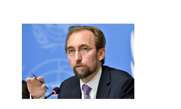 High Commissioner for Human Rights Zeid Ra'ad Al Hussein - UN Photo - Jean-Marc Ferré
