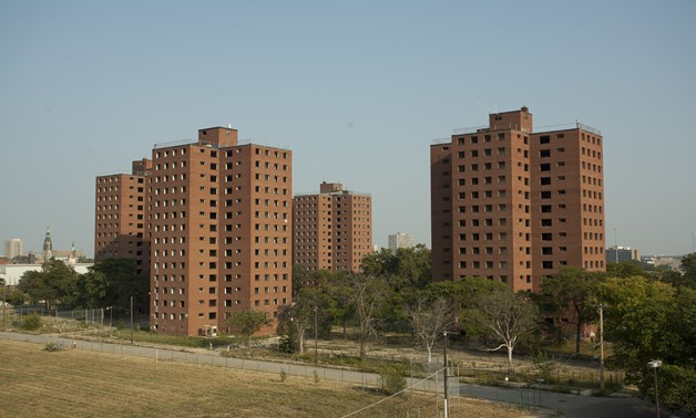 Residential Units via Wikimedia Commons
