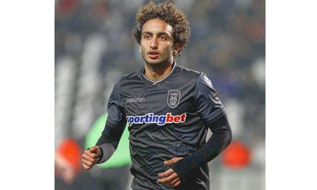 Amr Warda – Press image courtesy Warda's official Twitter account