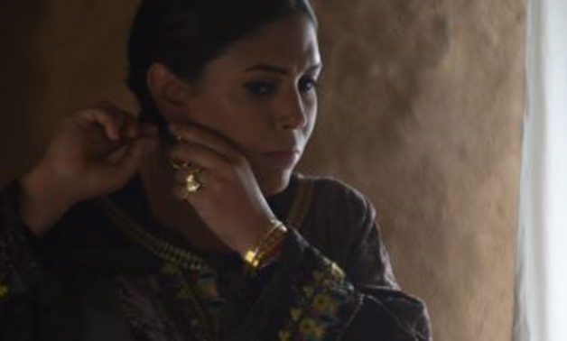 Fatma Ghaly in Azza Fahmy Jewelry - The Mountain